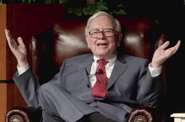 Баффет выбыл из тройки богатейших людей мира из-за активной благотворительности