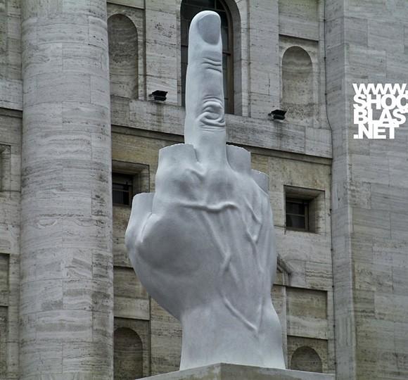 смайлик средний палец: