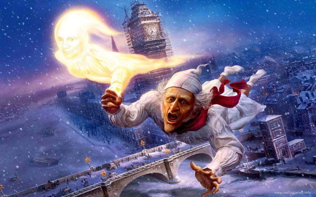Рождественская история смотреть онлайн, 2009