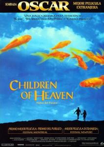 Дети небес смотреть онлайн, Дети небес 1997