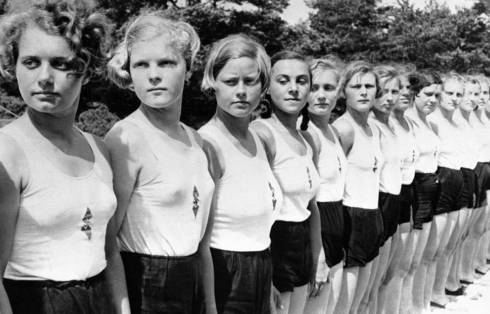 6 уроков от нацистов, как из личностей сделать биомассу