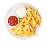 Жареную картошку в фаст-фудах и готовую в магазинах. Вредные продукты. Не ешьте это! Список самой опасной еды