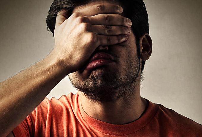 6 самых распространенных мужских косяков глазами девушки