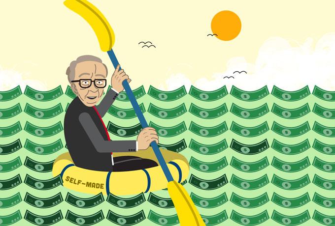 Я 5 лет следил за богачами. Знаете, что у них общего? Всего 1 фактор!