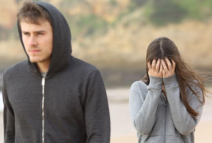 10 вещей, которые он начинает делать перед расставанием