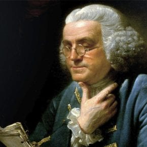 Лучшие цитаты Бенджамина Франклина