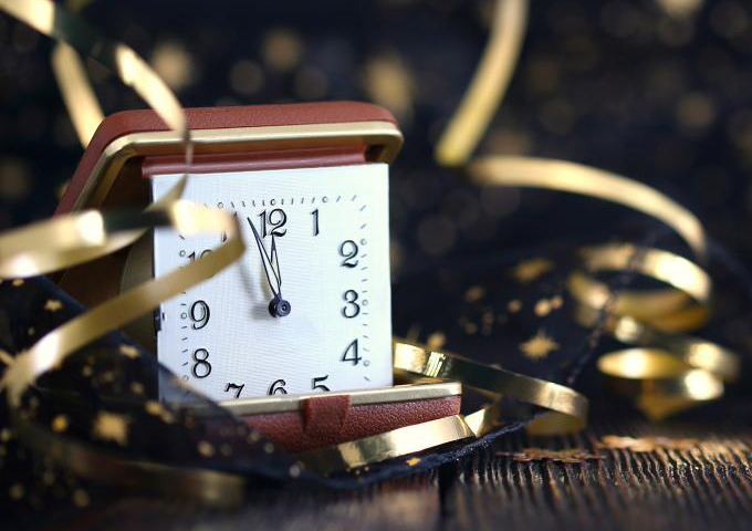 Сделайте это Сейчас! 4 шага в Новый год