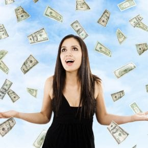 Женщина и деньги...  или 6 способов притягивать  деньги по-женски