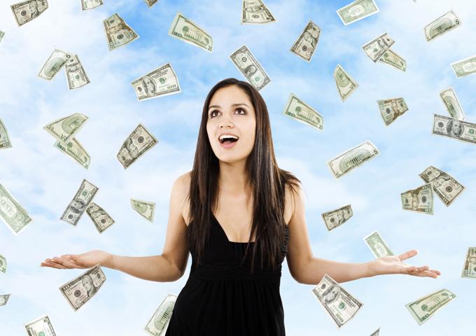 Женщина и деньги…  или 6 способов притягивать  деньги по-женски