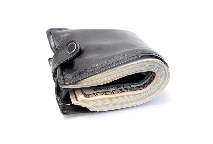Резиновый Кошелек — это очень простой способ привлечения денег!