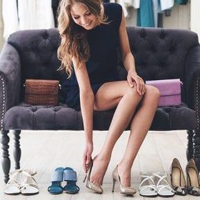 Говорят, какие туфли — такая и жизнь