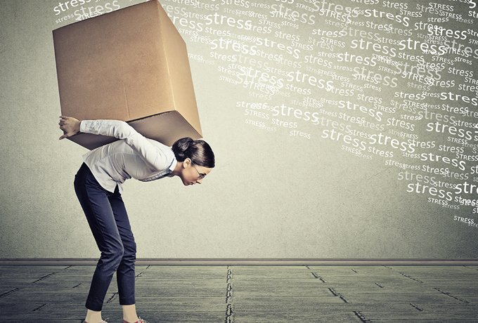 Ваш организм пытается сказать вам, что вы испытываете стресс - Фото