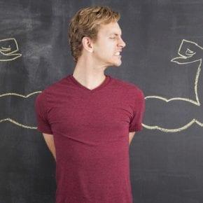 Как отличить мужчину от подделки?