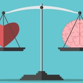 Вы действуете по велению сердца или разума?
