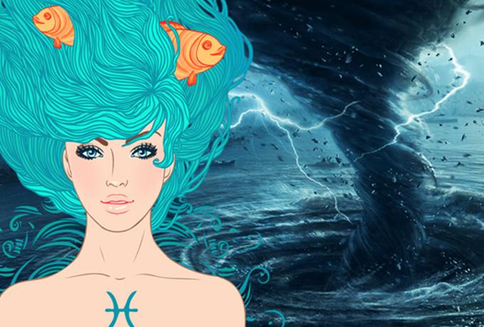 Какая Вы катастрофа по знаку Зодиака? Ураган, торнадо, а может цунами?