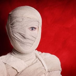Многие женщины 35+ начинают постепенно напоминать мумий