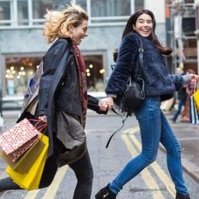Как шопинг может сделать вас счастливее?
