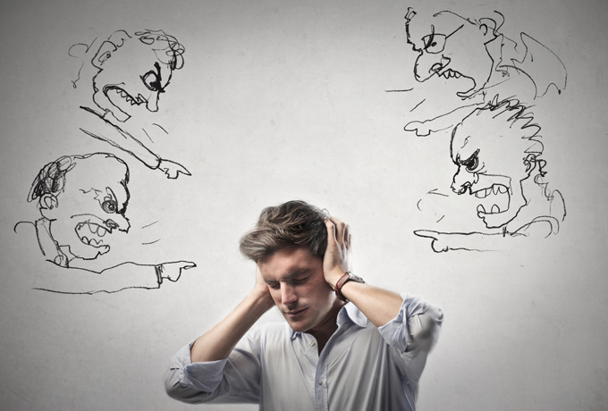 Как не поглощать чужой негатив