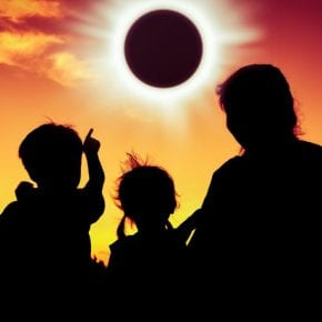 Солнечное Затмение 21 августа. Перепишите свою Денежную Судьбу!