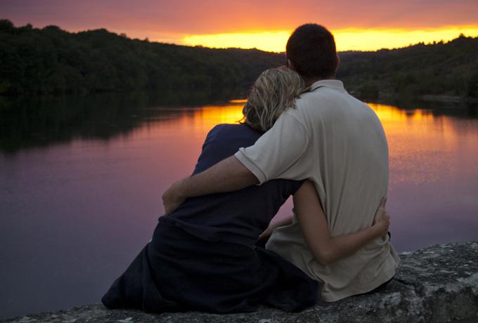 Что такое любовь? Любовь  — это постоянное присутствие!