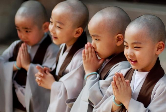 Тибетские принципы воспитания детей