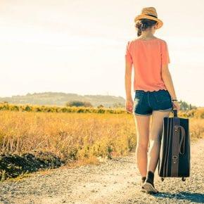 Счастливые женщины не носят большие сумки
