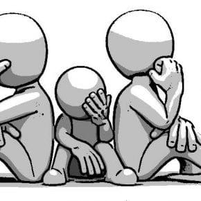 3 вещи, которые происходят, когда вы остаетесь вместе «ради детей»