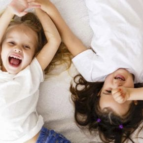 Наука говорит, что сестра поможет вам стать лучшим человеком