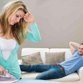 Ученые считают, что мужья вызывают у жен вдвое больше стресса, чем дети