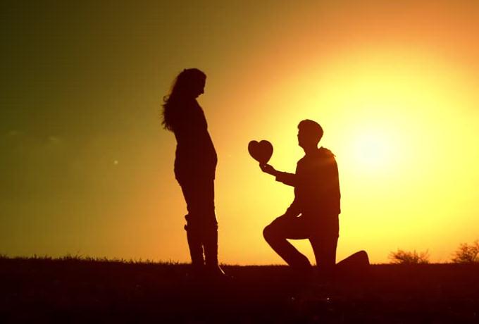Одна душераздирающая история любви, способная задуматься всех и каждого