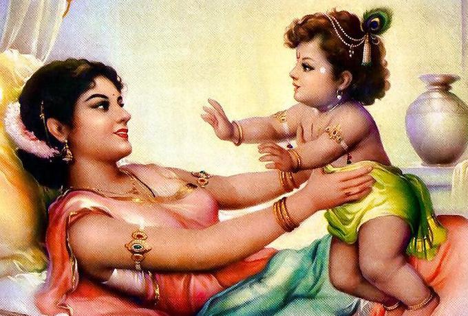 О мощной материнской энергии женщины
