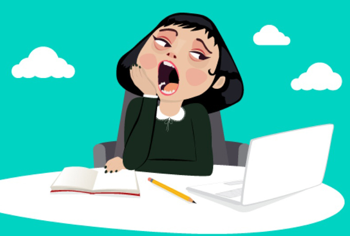 Что делать, если работа вгоняет вас в скуку, и почему это происходит