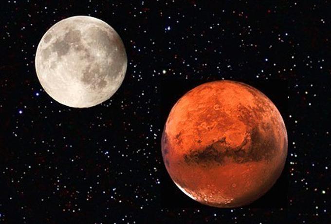 Чем опасно великое противостояние Марса и лунное затмение 27 июля?