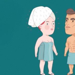 16 странных вещей, которые мужчина делает только в том случае, если между вами все серьезно