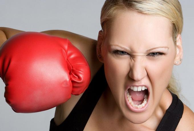 Две самые агрессивные женщины по знаку Зодиака