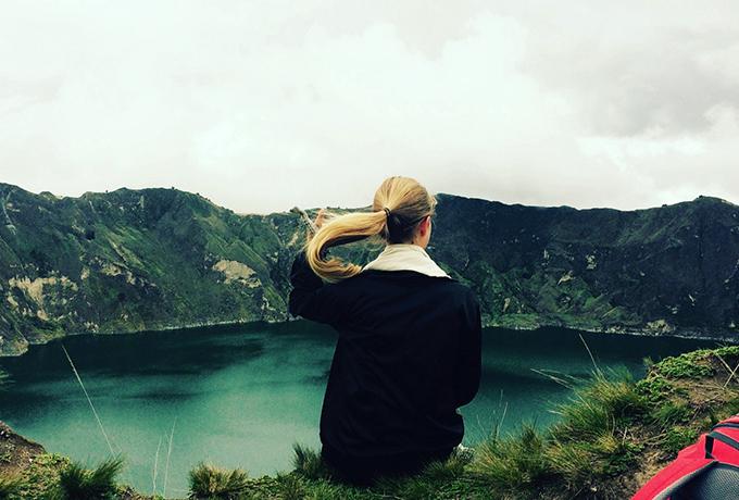 Одиночество — особенное место