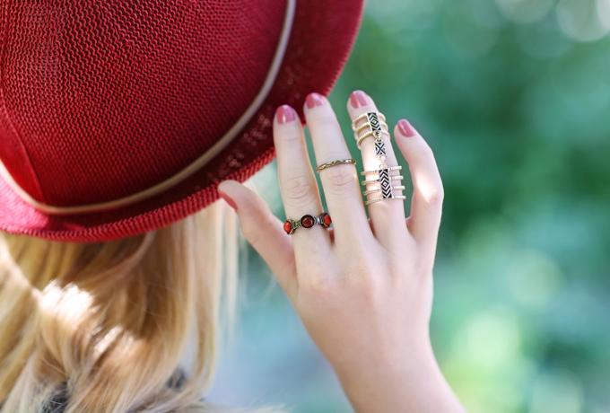 Как нужно носить кольца в зависимости от преследуемых вами целей?