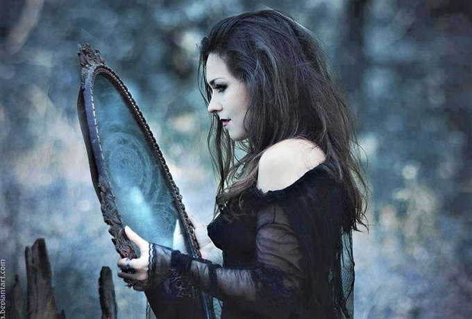 Каждый человек является зеркальным отражением вас самих (обвинять других бесполезно)