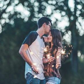 Хочу встретить тебя тогда, когда мы оба поймем, что такое настоящая любовь