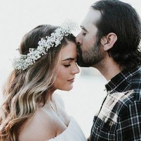 Поцелуй в лоб прикасается к струнам вашей души