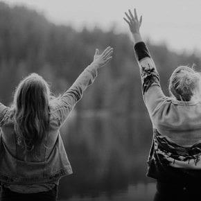 Правильные люди войдут в вашу жизнь лишь тогда, когда вы научитесь ценить себя