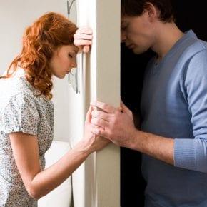 10 признаков того, что вторая половинка не является родственной душой