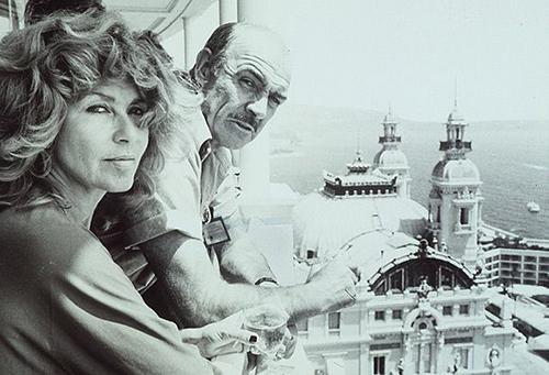 40 лет вместе: Шон Коннери до сих пор называет жену «любовью всей своей жизни»