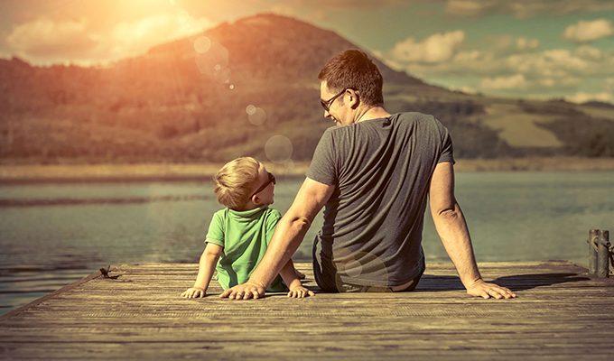 Мужчины этих 5 знаков Зодиака становятся лучшими отцами