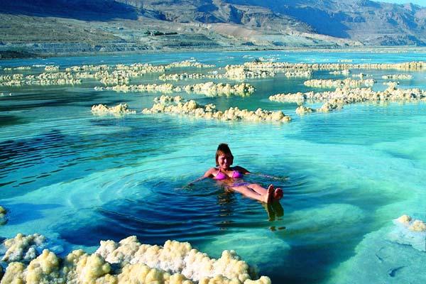 Мертвое море - новое чудо света?