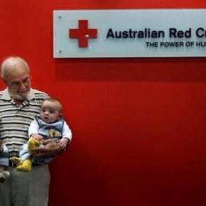 Кровь этого человека спасла жизнь двум миллионам детей