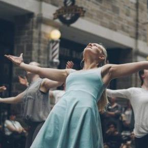 Как танцы помогут вам сбросить пару лет