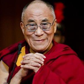 Далай-лама предлагает простую практику мгновенной радости и обретения покоя