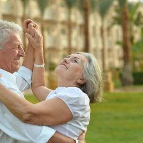 Стареть с кем-то вместе – чудесный опыт
