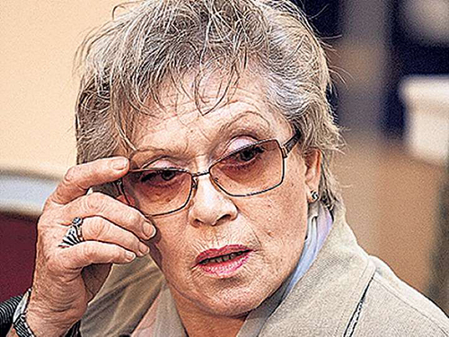 Алисе Фрейндлих – 85: «Все в жизни человека предписано. Но каждому дается шанс...»